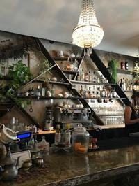 Alembic#AK Bar トラステヴェレ - ロビンと一緒にお茶しましょ♪