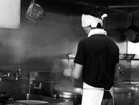 雄踏町「つけめん 京蔵」で辛肉玉 - ぶん屋の抽斗