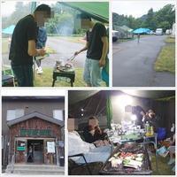 豊平峡温泉でキャンプ - 気ままな食いしん坊日記2