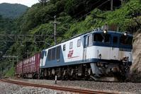 お盆の貨物 □■■ - 山陽路を往く列車たち