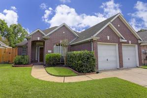 ノースウエストヒューストン方面のゲートコミュニティーの一軒家が売りに出ています - ヒューストンで家を買おう