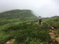 2017.8.11-13 夏の北アルプスハイク3days day1(新穂高-笠ヶ岳山荘) - 登ったり、漕いだり。