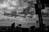 8号線あたりの空模様は秋模様 - Yoshi-A の写真の楽しみ