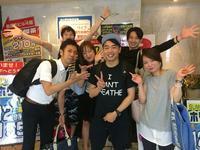 Congratulations!! - ABBANDONO2009(杉並区高円寺で平日夜活動中の男女混合エンジョイバスケットボールチーム)