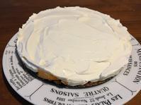 マンゴーヨーグルトケーキ - 飲食日和 memo