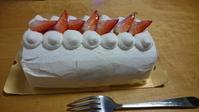ケーキ ~ メガネのノハラ イオン洛南店 西京極 ~ - 釣り三昧ブログ                                          staff blog@nohara