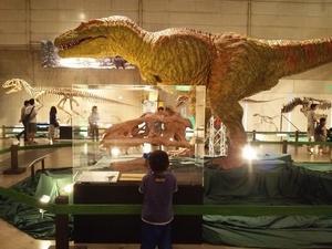 「ギガ恐竜展2017」と、生物進化の研究 -