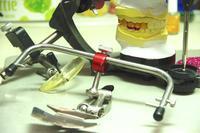 2017/08/16 ま〜〜〜〜た雨です。<職人(歯科技工士)のお仕事> - 職人(歯科技工士)のお仕事-東京下町の歯科技工所のBlog-