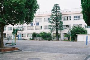 夏休みの校庭 - パトローネの中