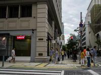 神戸の旧居留地界隈(2017年、その2) - 写真の散歩道