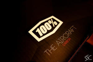 100% THE AIRCRAFT CARBON ヘルメット 新調 - TAKAMATSU SNOWSCOOT COMPETITION
