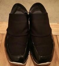 いつもと違う靴 - 万里一空