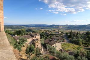 見晴らしすばらし小さな村 - イタリア写真草子 - Fotoblog da Perugia