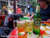 バンコク最後の宴はイサーン屋台で! - 酒飲みパンダの貧乏旅行記 第二章