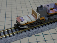 [鉄道模型]「E26系 カシオペア」をメイクアップする(1) スロネフE26-1 - 新・日々の雑感