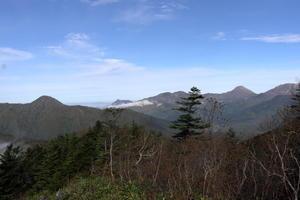 北アルプス登山の旅リターン4「黒姫山」 -