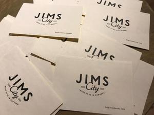 お盆最終日! - JIMS CITY