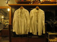 """1890'S TAXIED DRESS SHIRTS""ってこんなこと。 - THE THREE ROBBERS ってこんなこと。"