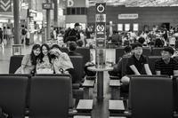 仁川空港にて - ライカとボクと、時々、ニコン。