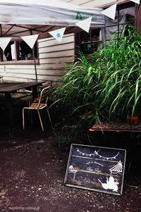 阿蘇/cafe TienTien/パールマーケットin阿蘇 - ゆっくり、ぱちぱちり