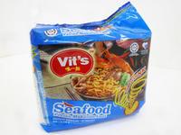 Vit's SEAFOOD FLAVOUR - 池袋うまうま日記。