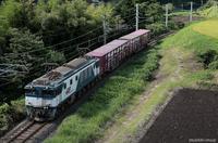 晴れてしまった・・・。 - 山陽路を往く列車たち