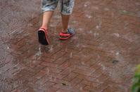 早すぎる秋雨 - kenのデジカメライフ