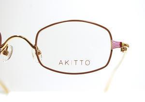AKITTO NEW『has2』 - 立川駅直結ecuteのメガネ店『RiiNG EYEWEAR』の blog