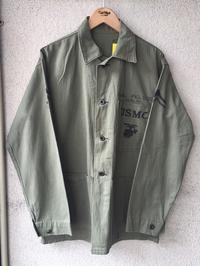 U.S.M.C UTILITY JACKET - TideMark(タイドマーク) Vintage&ImportClothing