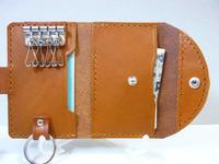 従来の 「キー & 鍵」 にいかがですか! - 革小物 paddy の作品