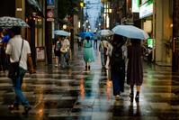 そうだ京都行こう→雨 - 部屋と458と私
