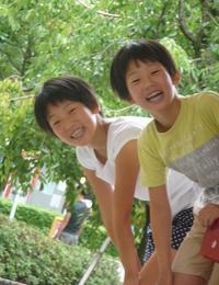 夏休みもあと少し - hibariの巣
