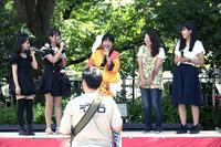 東山彩 -「恐怖の夏祭り」ひとひとの会ステージ 怪談朗読- - びっと飴