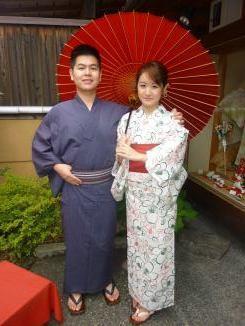8月18日(木) - 染匠きたむら - 京都レンタル着物