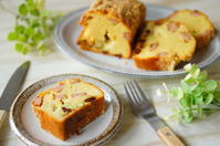 低糖質のケークサレ - choco cafe* パン教室