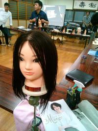 ヘアースタイルの勉強 - Hair Produce TIARE