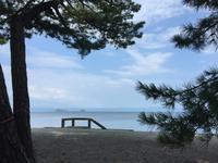 重富海岸からの眺めとジャストジョーイ - はまあやのくらし