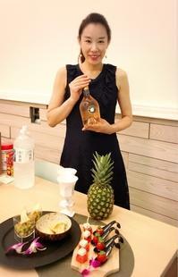 ワイン×薬膳セミナでした@Panasonicセンター大阪 - 大阪薬膳 Jackie's Table  おもてなし料理教室