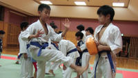 キックミット - 子ども空手×杉並 六石門 らいらいブログ