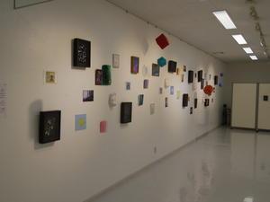 第4回リベルタ展「四季彩」開催中 - 室蘭市民美術館をささえる会