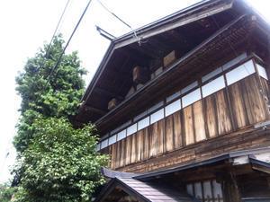 """弟の""""兄貴の好きそうなラーメン屋と、街並みが、横手にある。。。。""""ということで行ってみる片道2時間。 - ---ATELIER 716---鈴木恵一建築研究所---blog"""