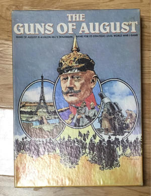 THE  GUNS OF AUGUSTを入手 - OPEN DICE ROLL