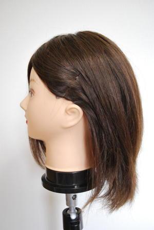 ウィッグの髪の毛を耳にかけたい - 三重県 訪問美容/医療用ウィッグ  訪問美容髪んぐのブログ