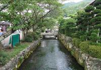 滋賀県・醒井の街並みと水中花:梅花藻(後編) ハリヨなど - 模糊の旅人