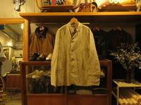 """1930~40'S FRENCH LINEN HUNTING JACKET""ってこんなこと。 - THE THREE ROBBERS ってこんなこと。"