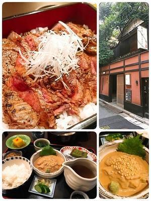 銀座でお得なランチ&エスキスサンクのモンブランとクロワッサン - 今日も食べようキムチっ子クラブ (我が家の韓国料理教室)