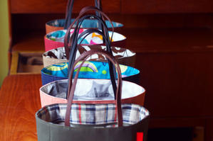 cooler tote 6 colors -
