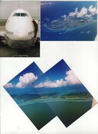 2000/8:西表島(写真だけ) - 揺りかごから酒場まで☆少額微動隊