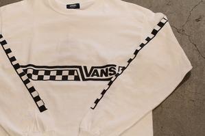 VANS x SD Checker Logo LS -