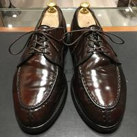 【Allen Edmonds】コードバンを磨くなら - 銀座三越5F シューケア&リペア工房<紳士靴・婦人靴・バッグ・鞄の修理&ケア>